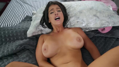 LaSirena69 taking whole cock in her ass
