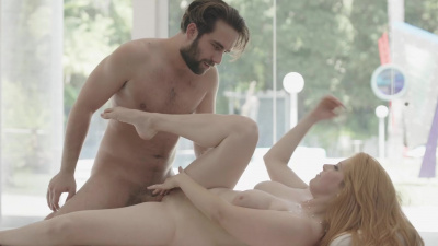 Buxom beauty Penny Pax gives in to her crazy sensual desires