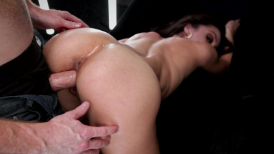 Porn rookie Alexis Tae loves fucking in front of the camera and being filled with cum