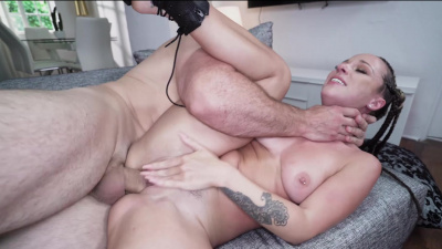 Girl in a suggestive outfit Jada Stevens wants a good pussy pounding
