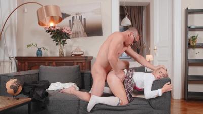 Blonde Daniela Orth gets rough sex